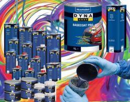 Подбор краски (автоэмали) для покраски автомобиля