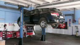 ремонт легковых авто
